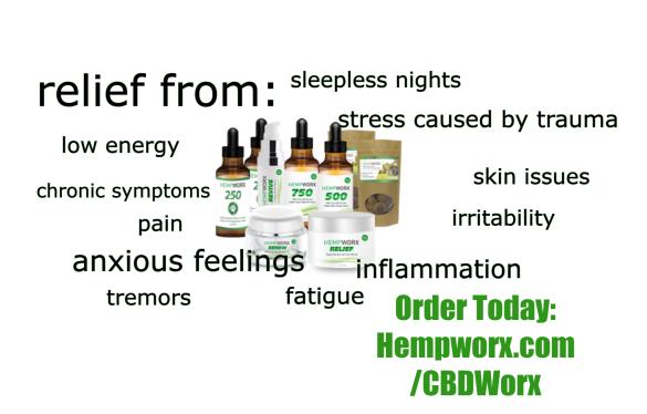 symptoms hempworx
